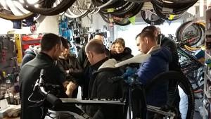 formation mecanique vélo